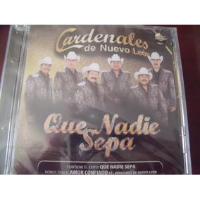 Cd Los Cardenales De Nuevo Leon, Envio Gratis