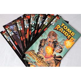 Publicações Lara Croft É A Tomb Raider Editora Devir