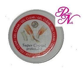 Gel Super Cristal Uv Media Onza