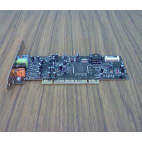 Tarjeta De Sonido Sound Blaster Audigy Sb0570 Pci, Usada.