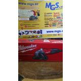 Amoladora Angular Pequeña Marca Milwaukee De 15mm 4-1/2