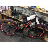 Bicicleta Gios Frs Frx V-maxx Marcha Shimano Disco 21v
