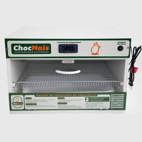 Chocadeira Automatica 104 Ovos + Ovoscopio
