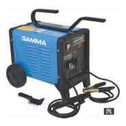Soldadora Gamma Turbo 220 - 180 Amp Turbo Ventilada