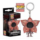 Pocket Funko Pop Keychain Demogorgon Stranger Things