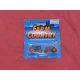 Set Mini Trator Farm Country Case Historical Trator Die Cast