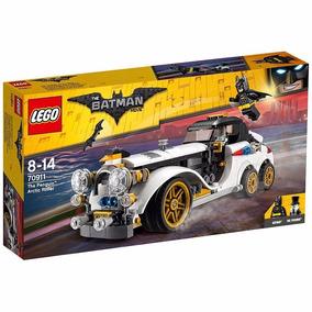 Lego Batman 70911 Arrollador Ártico Del Pinguino Original