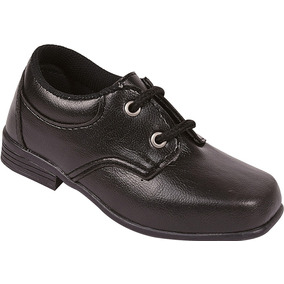 Sapato Social Infantil Masculino Raniel 20 Ao 27 Ref.205-01