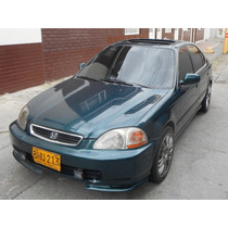 Honda Civic Full Equipo Modelo 1996