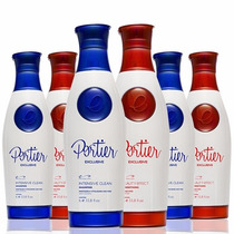 Portier Fine Escova Progressiva 3 Kits + Brinde