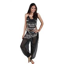 Disfraz La Danza Del Vientre Traje De Halloween Set | Panta