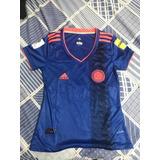Camisa adidas Selección Colombia Mundial Rusia