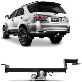 Engate Reboque Rabicho Toyota Hilux Sw4 2006 A 2017 Preto