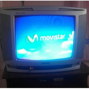 Televisor De 22 Pulgadas Marca Daewoo En Buen Estado