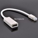 Cable Adaptador Thunderbolt / Mini Displayport A Hdmi - Mac