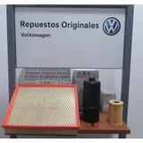 Kit De Filtros Originales Vw Amarok (2010 - 2014) Btdi - Tdi