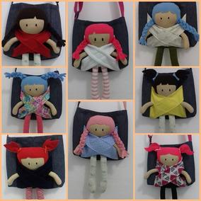 Muñecas De Apego Artesanales Hechas En Tela