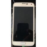 Samsung Galaxy S5 Modelo Sm-g900m Lcd Dañado No Se Ve