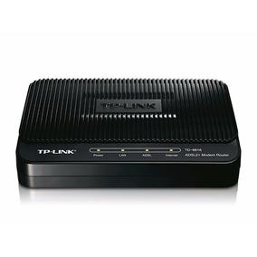 Modem Tplink Td8816 Puede Funciona Como Router Alambrico Lea