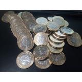 Nueva Moneda 20 Pesos Plan Marina Sin Circular