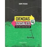Ciencias Sociales 4 - Bonaerense - Sobre Ruedas - Edelvives