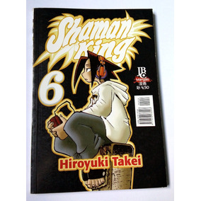Shaman King Mangá Hiroyuki Takei Vários Volumes 12 Ao 46 Jbc