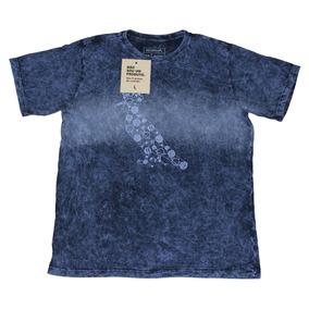 Camiseta Camisa Blusa Masculino Reserva 100% Algodão Lavada