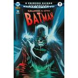 Hq Batman Grandes Astros #12 Universo Dc Renascimento