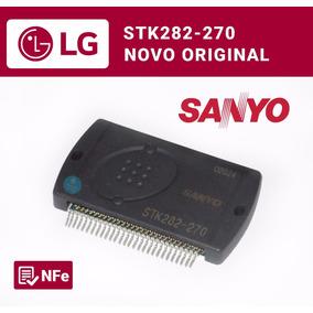 Ci Amplificador De Áudio Stk282-270 Som Lg Original Sanyo