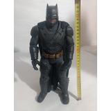 Universo Dc. Liga De La Justicia. Armored Batman 33cm Aprox