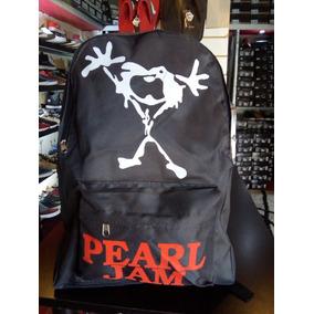 Mochila Flow Rockera Pearl Jam