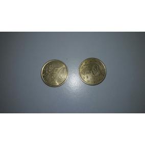 Euro 50 Centavos Espanha