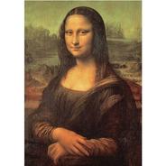 Mona Lisa Da Vinci Mini Rompecabezas 1000 Piezas Tomax