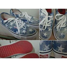 Tênis Vans Jeans (washed)