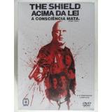 The Shield 5ª Temporada Box C/ 4 Dvds Lacrado Original