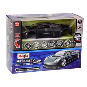 Kit Para Montar Chrysler Me Four Twelve Concept Maisto 1:24