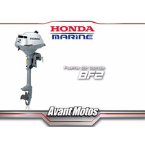 Motor Fuera De Borda Honda Bf-2.3 0km Avant Motos