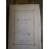 Alfonso Reyes A Lapiz Primera Edicion Ed. Stylo Mexico 1947