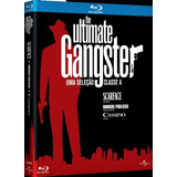Bluray Box The Ultimate Gangster Scarface Inimigos Publicos