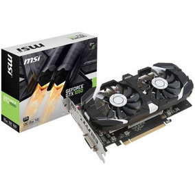 Placa De Vídeo Msi Geforce Gtx1050 2gb Oc Directx 12 Lacrada