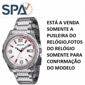 801bccc131b Relogio Seculus Pulseiras - Relógios De Pulso no Mercado Livre Brasil
