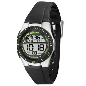 f9edc59c314 Relógio Masculino Digital X Games Xkppd004 Bxpx Preto Branco
