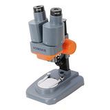 Microscopio Estéreo Binocular Portátil De Reparación De Telé
