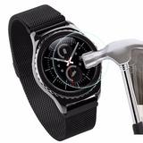 3 X Peliculas Vidro 9h+ Temp Relogio Samsung Gear S3 Classic