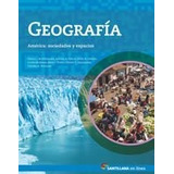 Geografia America En Linea * Santillana