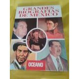 Grandes Biografías Editorial Océano (5 Tomos)