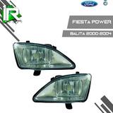 Faro Antiniebla Ford Fiesta Power Balita 2000 / 2004 (par)