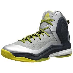 wholesale dealer f82d3 a2590 Tenis Hombre adidas D Rose 5 Boost Basketball 42 Vellstore