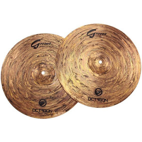 Chimbal Octagon Groove Power Hats 13¨