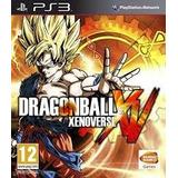 Dragon Ball Xenoverse - Juego Digital Playstation 3
